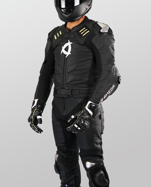 Vegan Motorcycle Suit Andromeda