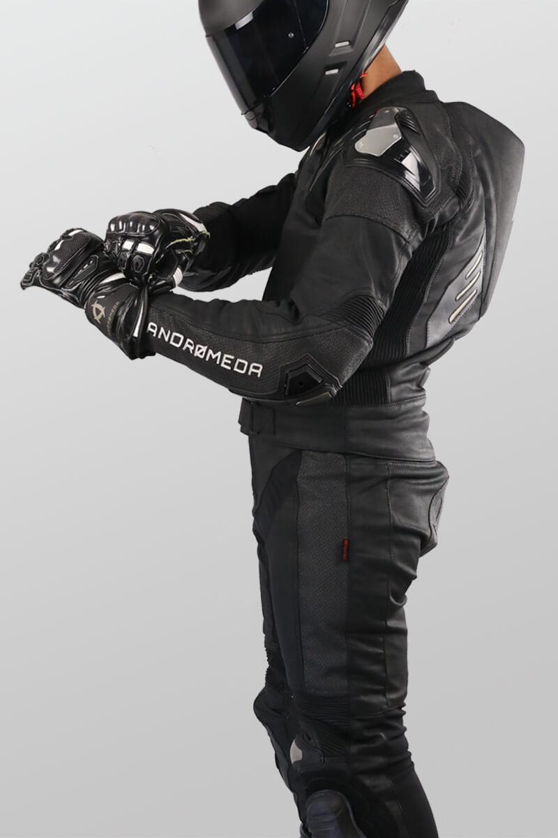 Vegan Motorcyle Suit Andromeda