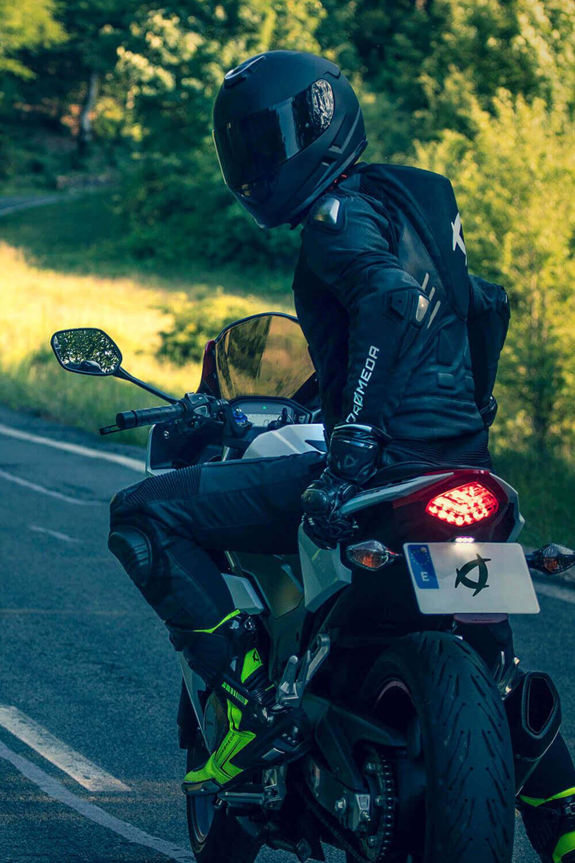 Vegan Motorcycle Suit Andromeda